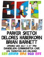 Dandelion Local Artists Opening