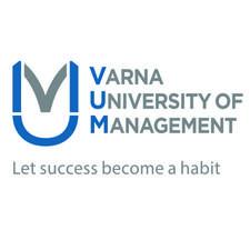 Varna University of Management logo