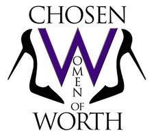 Chosen Women of Worth Ministries logo