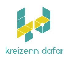 kreizenn dafar - la:matrice logo