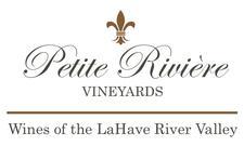 Petite Riviere Vineyards logo