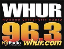 WHUR 96.3 FM & INNER CAUCUS SOULSTEW ENTERTAINMENT...