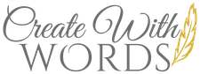 Create With Words logo