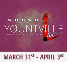 Yountville Live! logo