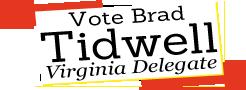 Brad Tidwell for Delegate Kickoff!