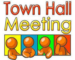 Town Hall Meeting with Asian American Government...