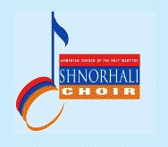 Shnorhali Choir New Musical Extravaganza