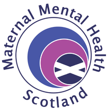 Maternal Mental Health Scotland logo