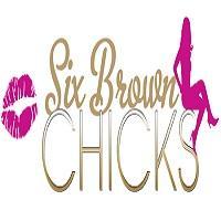 The Six Brown Chicks  logo