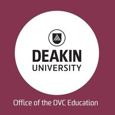 Office of the DVC Education, Deakin University logo