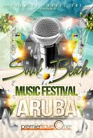 ARUBA - Soul Beach Music Festival 2014