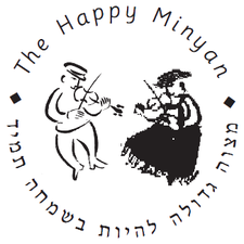 The Happy Minyan & The Happy Minyan Young Professionals logo