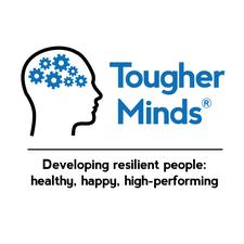 Tougher Minds - Developing resilient people: healthy, happy, high-performing. logo