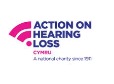 Action on Hearing Loss Cymru logo