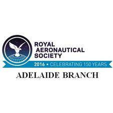 The Royal Aeronautical Society - Adelaide Branch logo