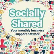 Socially Shared Business Network  logo
