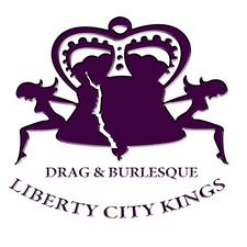 Liberty City Kings Drag & Burlesque logo