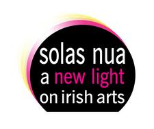 Solas Nua logo