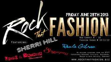 Rock that Fashion IV / Experience welcoming party