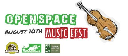 1st Annual Open Space Music Festival