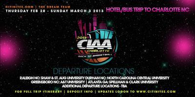 CIAA 2013 CitiNites.com Hotel / Bus Trip