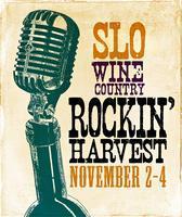 SLO Wine Country Rockin' Harvest Celebration 2012