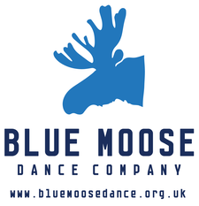 Blue Moose Dance Company logo