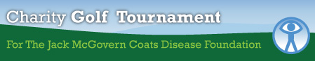 7th Annual Jack McGovern Coats Disease Foundation Golf...