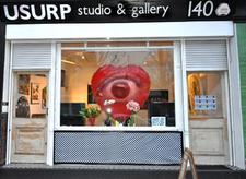 Usurp Art Gallery & Studios logo