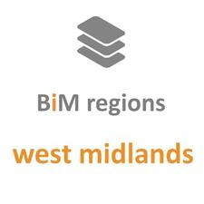 BIM Regions West Midlands logo