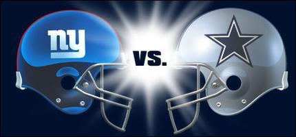 NY Giants vs. Dallas Cowboys Tailgate & Game...