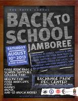 Back to School Jamboree 2013