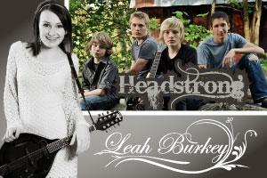 Mosaic Presents Headstrong and Leah Burkey