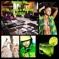 Tonight Brazilian Vibe in Wynwood: Art / Body Art -Samba-...