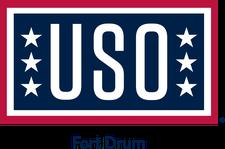 USO Fort Drum logo
