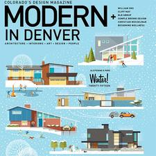 Modern In Denver Magazine logo