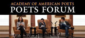 Poets Forum 2013: October 24 - 26