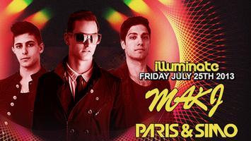 Illuminate -MakJ & Paris+Simo 7.26