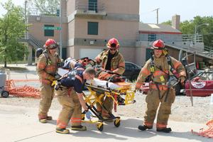 2013 Special Needs Fire and Safety Camp