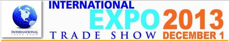 International EXPO Trade Show 2013