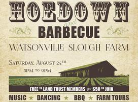 Land Trust Hoedown & Barbecue