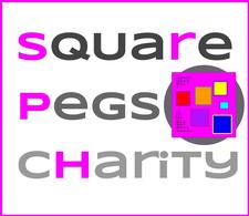 Square Pegs Charity  logo