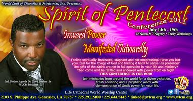 "World Link of Churches & Ministries Presents, ""Spirit of..."