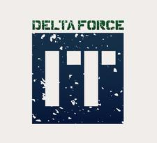 Delta Force IT logo