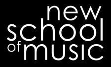 New School of Music logo