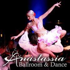 Anastassia Ballroom & Dance logo