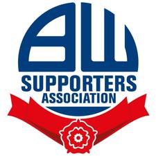 The Bolton Wanderers Supporters Association (MyBWSA)  logo
