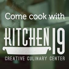 Kitchen 19 logo