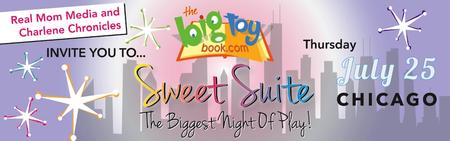 The Big Toy Book Sweet Suite Event 2013
