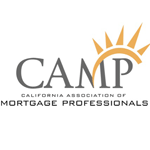 California Association of Mortgage Professionals logo